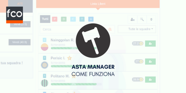 Asta Manager